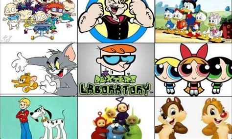 20 Cartoons From 90s That Made Our Childhood Awesome