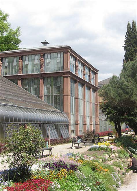 Palmenhaus Botanischer Garten Zürich by Karlsruhe Die Stadt