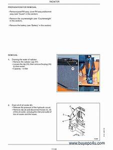 Case Cx16b  Cx18b Mini Excavator Service Manual Pdf