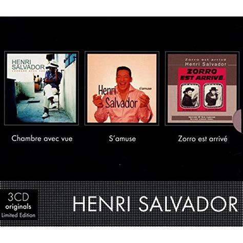 chambre avec vue salvador henri salvador chambre avec vue cd covers