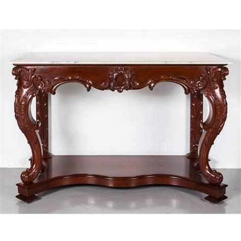 mahogany console tables sale antique anglo indian or british colonial mahogany console