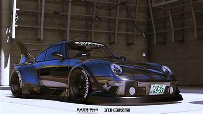 911 Rwb Porsche 993 Mods Replace Gta