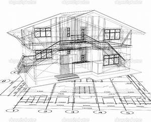 Architecture Blueprints Design Interior