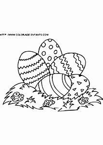 Oeuf Paques Dessin : dessin gratuit paques oeufs imprimer ~ Melissatoandfro.com Idées de Décoration