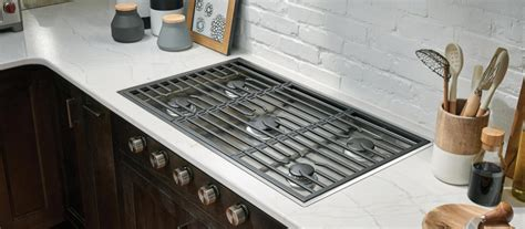 wolf gas cooktop contemporary burners subzero