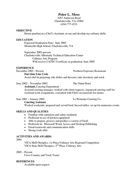 Employment Objective Or Cover Letter by How To Write The Skills Section In Your Resume Getting