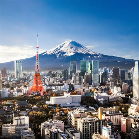 How To Enjoy The Scenic Side Of Tokyo Japan Journey