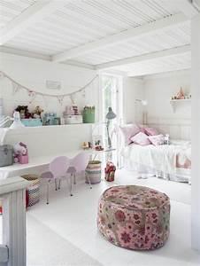 Schreibtisch Hocker Kinder : m dchen kinderzimmer zeitgen ssische zauberhafte ~ Lizthompson.info Haus und Dekorationen