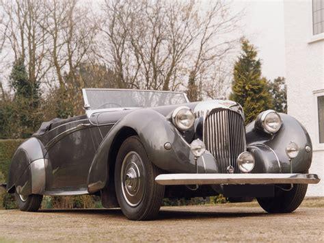 Aston Martin Lagonda V12 Rapid 1939
