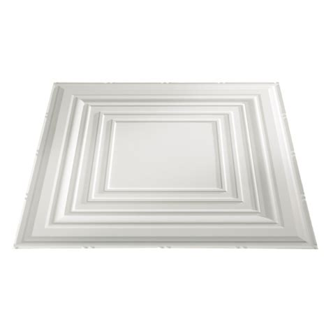 fasade traditional style 3 matte fasade 2 x2 traditional 3 lay in ceiling tile