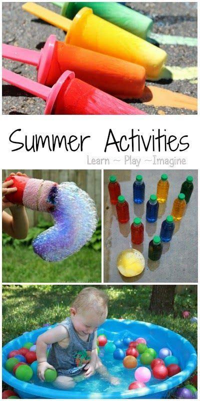 Fun in the Sun {Summer Bucket List} ~ Learn Play Imagine ...