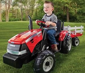Peg Perego Case Ih Magnum Tractor Parts