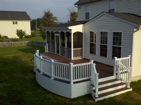 Deck Mt Airy Maryland by Deck Builders Mt Airy Frederick Carroll County Maryland