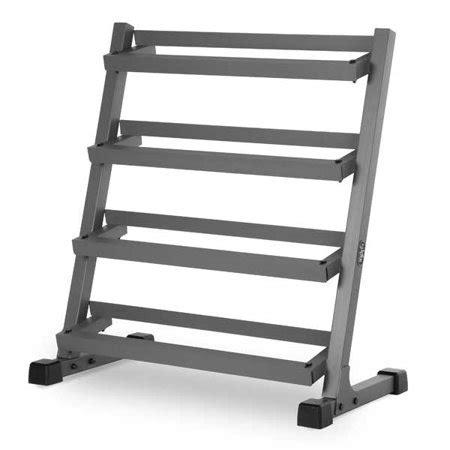 weight rack walmart xmark 3 four tier dumbbell rack walmart
