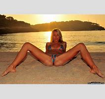 Extreme Micro Bikinis On Shaved Babes