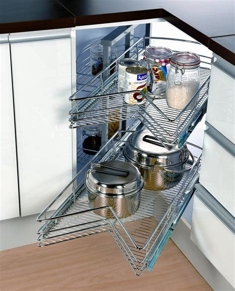 contemporary kitchen storage modern kitchen with lazy susan pull out spice rack for 2516
