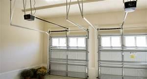 Pose porte de garage la baule guerande saint nazaire for Fixation porte de garage