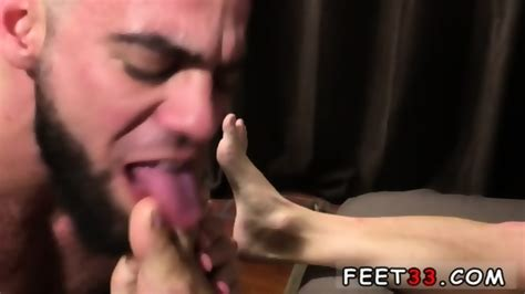 Hot men naked fucking feet and military boys bare cock gay