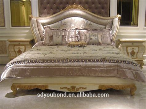 0057 Antique French Style Bedroom Furniture, Royal Classic