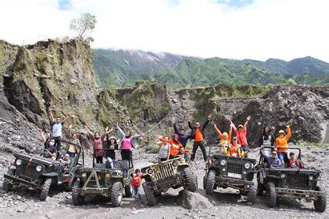 paket wisata jeep lava  merapi yogyakarta