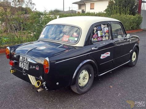 Fiat 1100 For Sale by Classic 1958 Fiat 1100 Racing For Sale 11301 Dyler