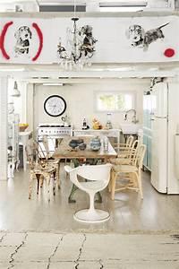 Salle A Manger Chic : style clectique en d coration d 39 int rieur un studio design tr s chic ~ Nature-et-papiers.com Idées de Décoration