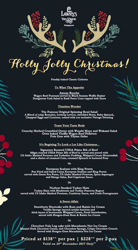 Get your holiday dinner delivered home. Prime Rib Holiday Dinner Menu : The Best Ideas for Prime ...