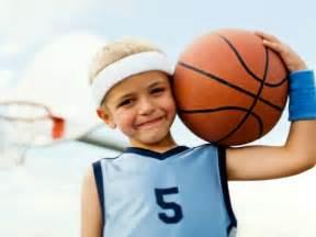 Kids Basketball Game