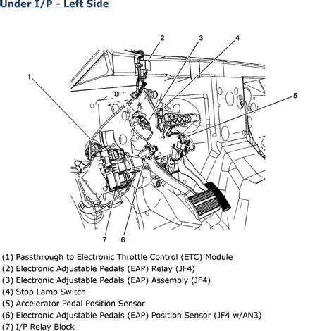 2003 Suburban Wiring Diagram Pedal by Repair Guides