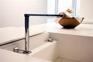 Sink With Hidden Faucet Modern Kitchen Other By Isolina Mallon Interiors