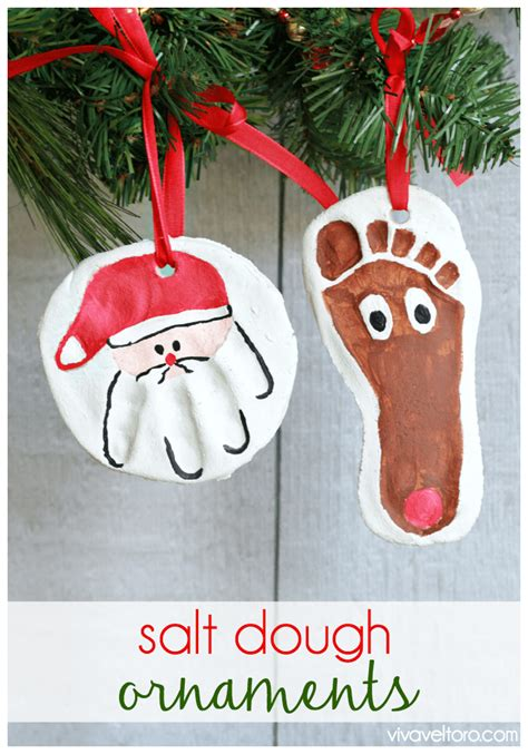 how to make salt dough ornaments viva veltoro