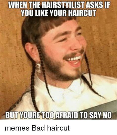 Bad Haircut Meme - 25 best memes about bad haircut bad haircut memes