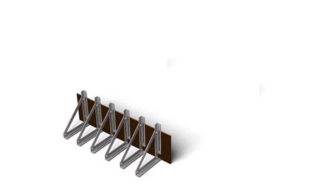 bracket systems handrail base guide