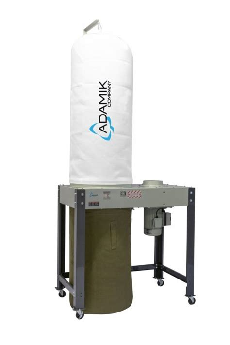 adamik company dust collector ft  sf