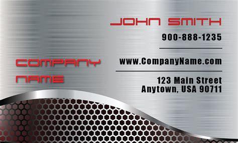 automotive  car shop business cards
