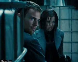 Theo James to replace Kate Beckinsale as main star in ...