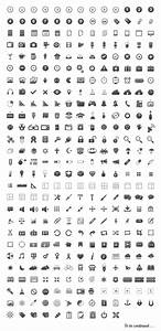 Free Icon Set For Web Designers And General Users