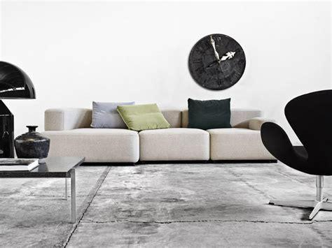 fritz hansen alphabet sofa alphabet pl210 1 lounge sofas from fritz hansen