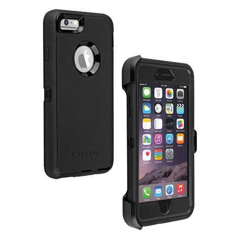 cases for iphone 6s otterbox defender series for apple iphone 6s plus 13758
