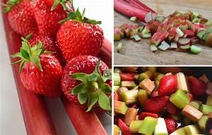 Rhabarber Ernten Im Herbst : erdbeer rhabarber zitronen marmelade das knusperst bchen ~ Orissabook.com Haus und Dekorationen