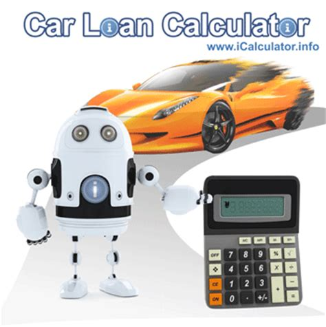 car loan calculator  monthly repayment  loan