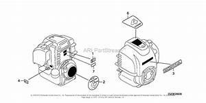 Honda Engines Gx35 Sa2 Engine  Jpn  Vin  Gcacm