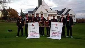 UFV Cascades women's and men's golf teams win CCAA ...