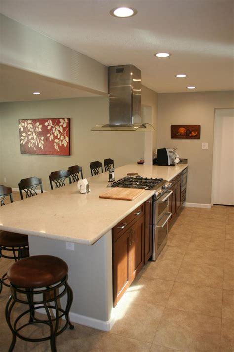 travek  remodeling photo album galley kitchen
