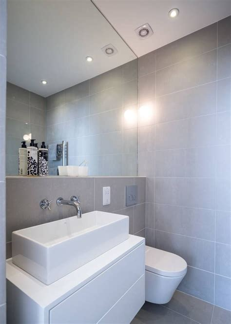And that's great because it means you can get some new inspirations from the change. 15 Ideas of Bathroom Full Wall Mirrors