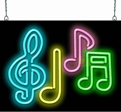 Mg Neon Sign Notes