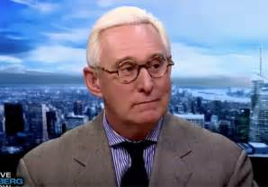 Roger Stone met with DNC hacker