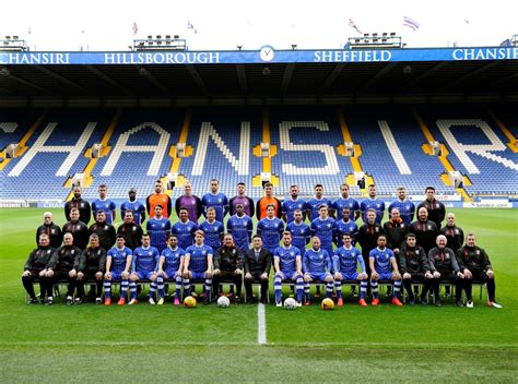 Why we waited for a team photo - Sheffield Wednesday ...
