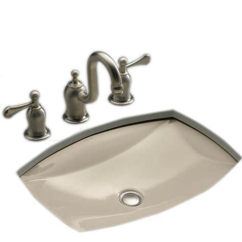 Kohler Kelston Faucet Home Depot by Kohler Kelston Undermount Stainless Bathroom Sink