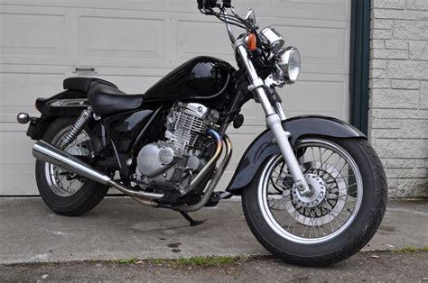 Suzuki Gz250 by Suzuki Suzuki Gz250 Marauder Moto Zombdrive